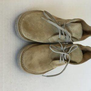 Clarks Originals Desert Boot Tan Size 8